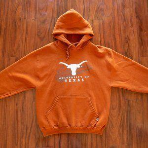 Vintage Russell Texas Longhorns Hooded Sweatshirt